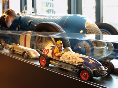 """exposition """"A toute vitesse"""" au Musée du Sport"""